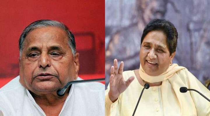 लोकसभा चुनाव के लिए मैनपुरी में प्रचार करेंगी मायावती, मुलायम हुए नाराज