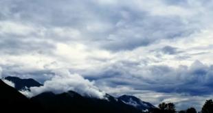 उत्तराखंड में बदला मौसम का मिजाज, मैदानी और पहाड़ी इलाकों में छाए बादल, यमुनोत्री में हुई बर्फबारी