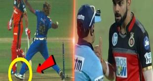 हार के बाद गुस्साए कोहली ने दिखाया अपना गुस्सा, मैच रेफरी के कमरे में घुसकर दी गालियां और किया...