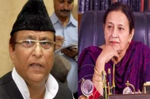 चुनाव आयोग को आजम खान की पत्नी नेलिखा पत्र, जेड श्रेणी सुरक्षा की मांग की