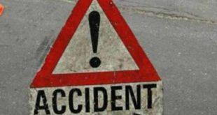 बड़ा हादसा : डंपर की चपेट में आने से बाइक सवार दो भाइयों की मौत, चालक हुआ फरार