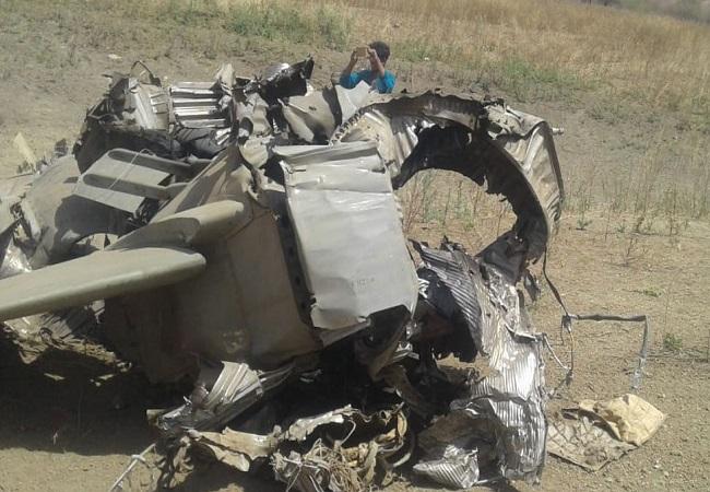 दर्दनाक हादसा: राजस्थान में क्रैश हुआ मिग-27 यूपीजी विमान, पायलट की हुई मौत