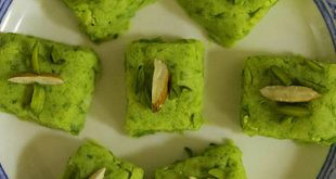 आज ही घर पर बनाएं हरे मटर की बर्फी, जानिए इसकी रेसिपी