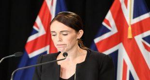 न्यूजीलैंड की पीएम ने कहा-: 'हथियारों पर नियंत्रण के लिए कानून जल्द होंगे सख्त'