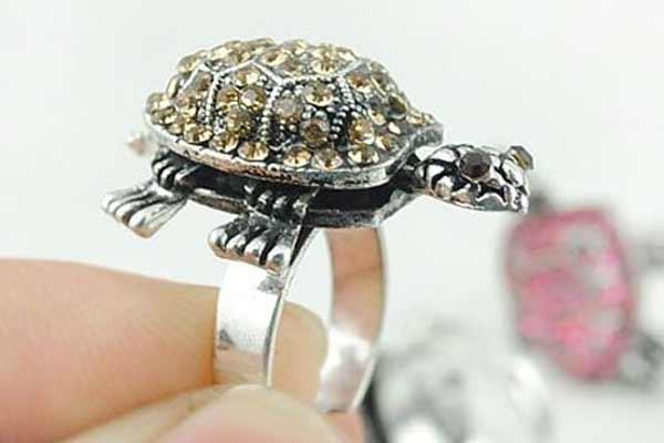 शस्त्रो के अनुसार इन राशियों के लिए बेहद खतरनाक हो सकता है कछुवे की अंगूठी पहनना !