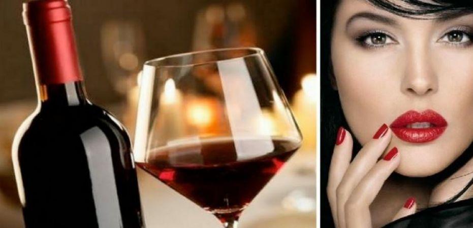 Photo of रेड वाइन से पाएं चमकदार त्वचा, ऐसे करें इस्तेमाल