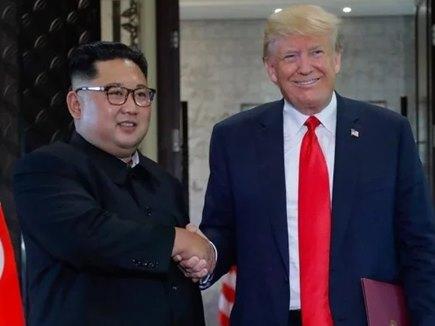 अब अमेरिका उत्तर कोरिया पर लगाए गए सभी अतिरिक्त प्रतिबंध हटाएगा, ट्रंप ने दिए आदेश