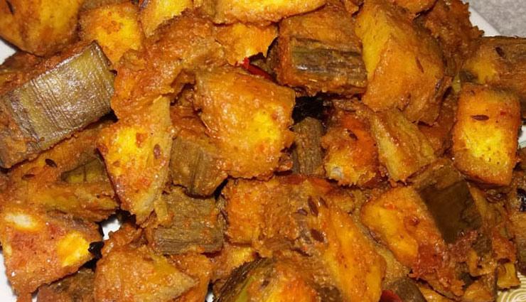 Photo of 'कच्चे केले की सब्जी' स्वाद और सेहत से भरपूर