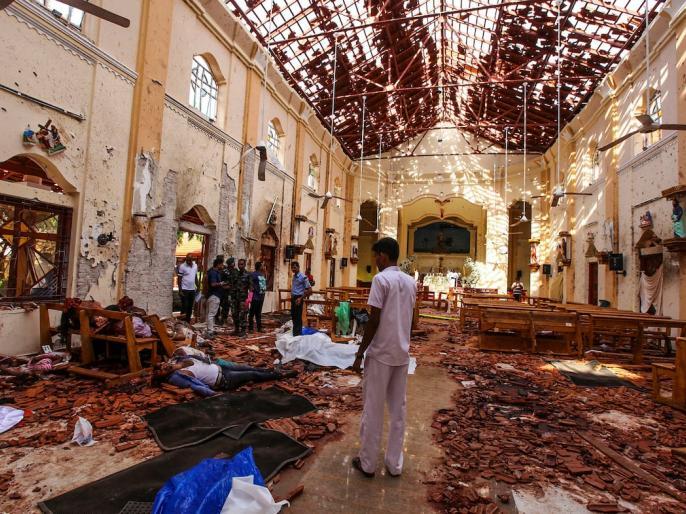 """Photo of श्रीलंका में बम ब्लास्ट कराने जाहरन हाशिम की बहन बोली, """"मुझे खुशी है कि वह नहीं रहा"""""""