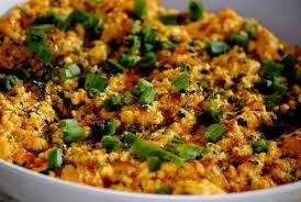 Photo of 'पनीर पालक भुर्जी' पालक और पनीर की शानदार और स्वादिष्ट डिश