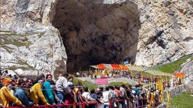 Photo of तो इसलिए 4 अगस्त तक स्थगित हुई अमरनाथ यात्रा, जानें वजह…