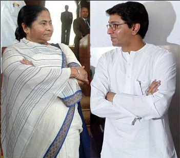 Photo of राज ठाकरे ने ममता बनर्जी को मुंबई में मोर्चा में शामिल होने का दिया न्योता