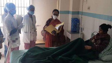 Photo of लोगों की शिकायतों पर सीएमओ ने रामनगर सयुंक्त चिकित्सालय का किया औचक निरीक्षण, व्यवस्थाएं सुधारने के दिए निर्देश