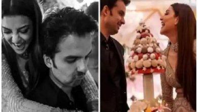 Photo of काजल और किचलू की शादी को हुआ एक महीना, सोशल मीडिया पर शेयर की तस्वीरें