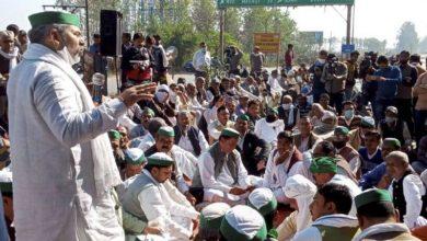 Photo of किसानों का हल्लाबोल जारी, राकेश टिकैत ने कहा, किसानों के मुद्दों पर हुई फेल हुई सरकार हम दिल्ली आ रहे हैं