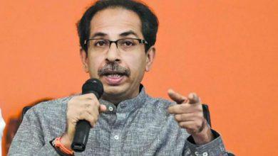 Photo of बीजेपी सरकार पर हमला बोलते उद्धव ठाकरे ने कहा मैं शांत हूं, संयमी हूं लेकिन नामर्द नहीं