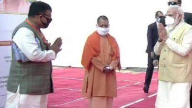 Photo of दीपावली के मौके पर वाराणसी पीएम मोदी बने कार्यक्रम का हिस्सा, सीएम योगी ने किया स्वगत