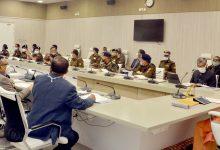 Photo of मुख्यमंत्री ने गृह, कारागार प्रशासन एवं सुधार तथा होमगाड्र्स विभाग के कार्यों की समीक्षा की….