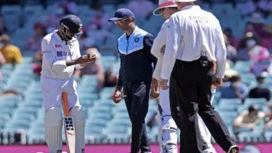 Photo of टीम इंडिया को लगा बड़ा झटका, टेस्ट सीरीज से बाहर हुए रवींद्र जडेजा