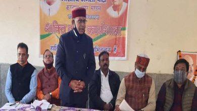 Photo of BJP की ओर से शक्ति केंद्र स्तर पर कार्यशालाओं का हो रहा आयोजन, सिखाए गए संगठन को मजबूत करने के गुण