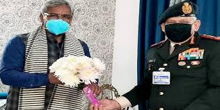 Photo of उत्तराखंड के CM त्रिवेंद्र से जनरल विपिन रावत ने की मुलाकात…