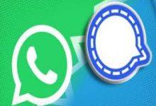 Photo of WhatsApp को टक्कर देने के लिए Signal ने कॉपी किया वॉट्सऐप का…