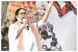 Photo of ममता बनर्जी ने बीजेपी पर साधा निशाना,'जय श्रीराम' के नारे को लेकर कहा…