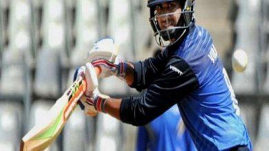 Photo of बल्लेबाज विराट सिंह ने 53 गेंदों पर बनाए नाबाद 103 रन की पारी खेली और लगाए 12 चौके 3 छक्के….