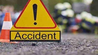 Photo of ऋषिकेश-हरिद्वार मार्ग पर मोतीचूर के समीप दो कारों की टक्कर में सात लोग हुए घायल
