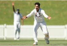 Photo of इंग्लैंड के विरुद्ध होने वाली सीरीज से टेस्ट टीम में वापसी कर सकते हैं स्पिनर कुलदीप यादव