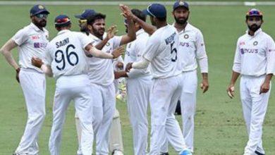 Photo of भारत के सामने ऑस्ट्रेलिया ने जीत के लिए रखा ये बड़ा लक्ष्य…