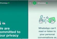 Photo of लोगों के नेगेटिव कमेंट को देखते हुए वॉट्सऐप ने खुद अपना स्टेटस लगाकर दी सफाई…..