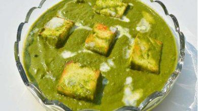 Photo of ऐसे बनाएं घर पर ढाबे से भी ज्यदा स्वादिष्ट पालक पनीर