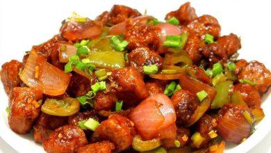 Photo of ऐसे बनाएं रेस्टोरेंट स्टाइल सोया चिली, खाते ही रह जायेंगे लोग