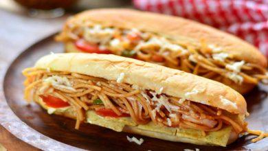 Photo of ऐसे बनाएं ब्रेकफास्ट में बेहतरीन टैंगी नूडल्स सैंडविच