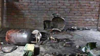 Photo of उत्तर प्रदेश के गोंडा जिले में गैस सिलेंडर फटने से 8 लोगों की हुई मौत
