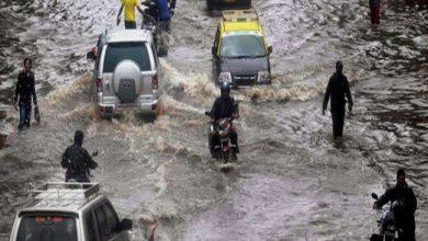 Photo of मुंबई में हो रही हैं आफत की बारिश, कई इलाकों में भरा पानी…