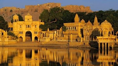 Photo of भारत के इस शहर में मौजूद है सोने के मंदिर, लगभग 15 हजार किलो सोने का किया गया इस्तेमाल