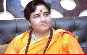 Photo of भाजपा सांसद साध्वी प्रज्ञा ने साधा निशाना, कहा- आतंकवाद का साथ देना कांग्रेस की विचारधारा