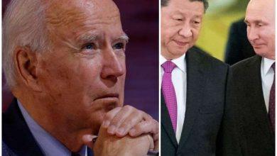 Photo of अमेरिका के राष्ट्रपति जो बाइडन ने रूस और चीन को अमेरिकी राष्ट्रीय सुरक्षा के लिए बताया बढ़ता खतरा, पढ़े पूरी खबर