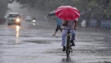 Photo of दिल्ली में मानसून ने दी दस्तक, गुरुग्राम समेत एनसीआर के कई इलाकों में झमाझम बारिश…