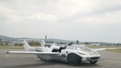 Photo of चलते-चलते हवाई जहाज बन जाती हैं ये कार, वीडियो  देख आप भी हो जाओगे हैरान…