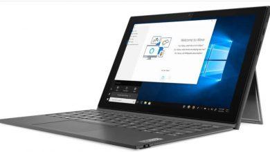 Photo of भारत में Lenovo के दो नए 2-इन-1 लैपटॉप लॉन्च, जानें कीमत और खासियत…