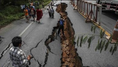Photo of अमेरिका: अलास्का में आया 8.2 तीव्रता से भूकंप, सुनामी की चेतावनी जारी