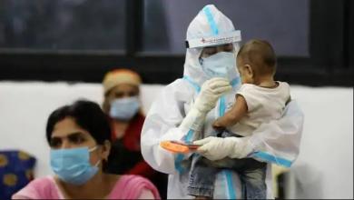 Photo of कोरोना महामारी की तीसरी लहर की आशंका, 24 घंटों में 44230 नए केस, 555 लोगों की मौत