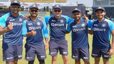 Photo of भारतीय क्रिकेट के इतिहास में बना एक नया रिकॉर्ड,  श्रीलंका के खिलाफ तीसरे वनडे में एक साथ…