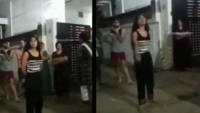 Photo of लखनऊ में कैब ड्राइवर की पिटाई करने वाली लड़की प्रियदर्शनी यादव का एक और वीडियो हुआ वायरल, यहां भी…