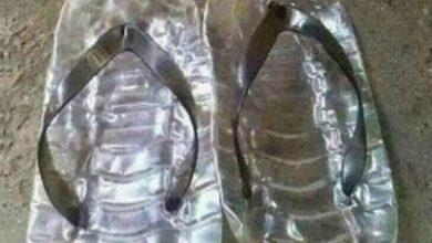 Photo of 1400 में बिक रही हैं प्लास्टिक की बोतल से बनी हुई ये चप्पल, कारण जानकर हो जाओगे हैरान…
