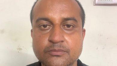 Photo of बैंकों में पहचान होने का झांसा देकर ठगी करने वाले आरोपित को पुलिस ने किया गिरफ्तार
