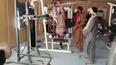 Photo of अनोखे अंदाज में जिम करते दिखे तालिबानी, VIDEO देख सभी हो गए हैरान…